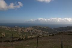 Blick nach Marokko