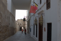 In der Burg (Kasbah)