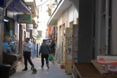 Im Souk (Markt) in Tanger