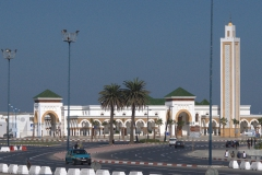 Neue Moschee in Tanger