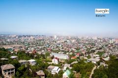Blick auf Batumi