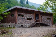 Informationszentrum im Mtirala NP