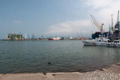 Hafen in Batumi