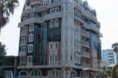 Gebäude in Batumi