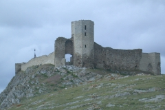 Byzantinische Burgruine in der Dobrudscha