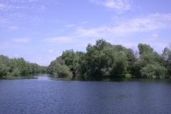 Kanal nach Caraorman
