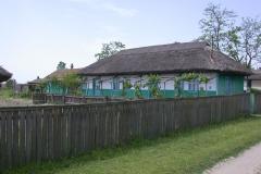 Im Dorf Letea
