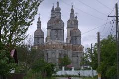 Verfallene Kirche in Talita