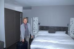 Im Hotelzimmer