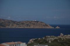 Blick zum Punta di la Revellata
