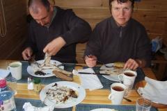 Gegrillter Fisch zum Abendessen by Seija