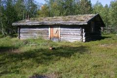 Am Rentierscheideplatz Sallivaara