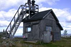 Schutzhütte auf dem Otsamo