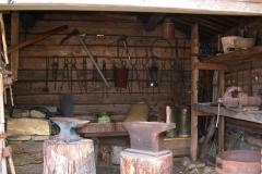 Im Goldmuseum in Tankavaara