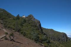 Am Pico Ruivo