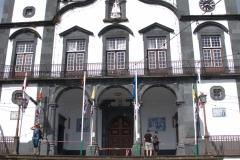 Kirche nahe Monte Palace