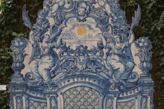 Mosaik im Monte Palace Tropical Garden
