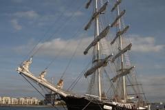 Segelschiff Mercedes