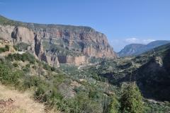 Auf dem Weg nach Plataniotissa