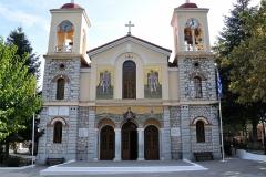 Kirche in Kalavrita