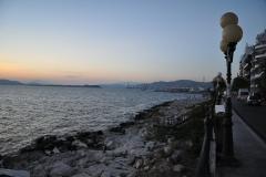 Piräus mit Blick auf den Hafen