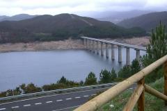 Fluss im Norden Portugals