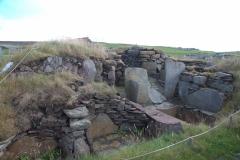 Bressay Ausgrabungsstätte