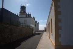 Leuchtturm auf Sumburgh Head