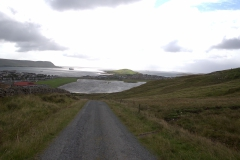 Clickimin Loch in Lerwick