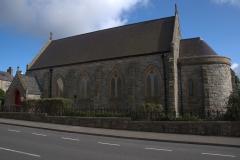 St. Margaret Church in Lerwick
