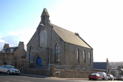 Adam Clarke Methodist Church Minster in Lerwick