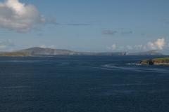 Blick zur Insel Bressay