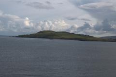Lerwick südlich Chlickimin Loch