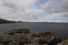 Küste vor Scalloway