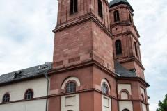 Kirche St Jakobus in Miltenberg