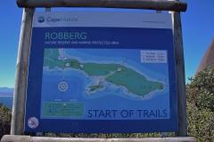 Übersicht Robberg Nature Reserve