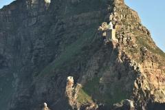 Blick zur Küste am Kap der Guten Hoffnung