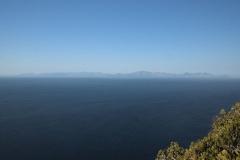 Blick über die False Bay