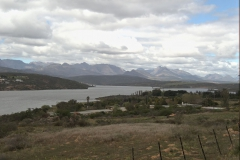 N7 bei Clanwilliam Dam