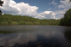 Teich bei Nová Hlína