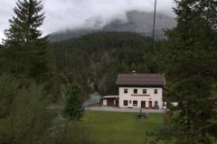 Blick in die Karwendelklamm