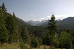Blick aus dem Karwendeltal