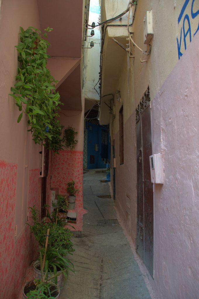 In der Altstadt (Medina)