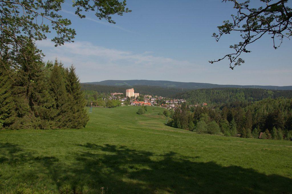 Blick zurück nach Altenau