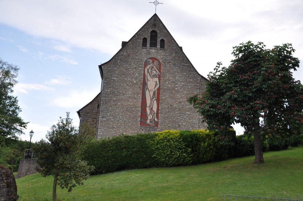 Kirche in Rinnen