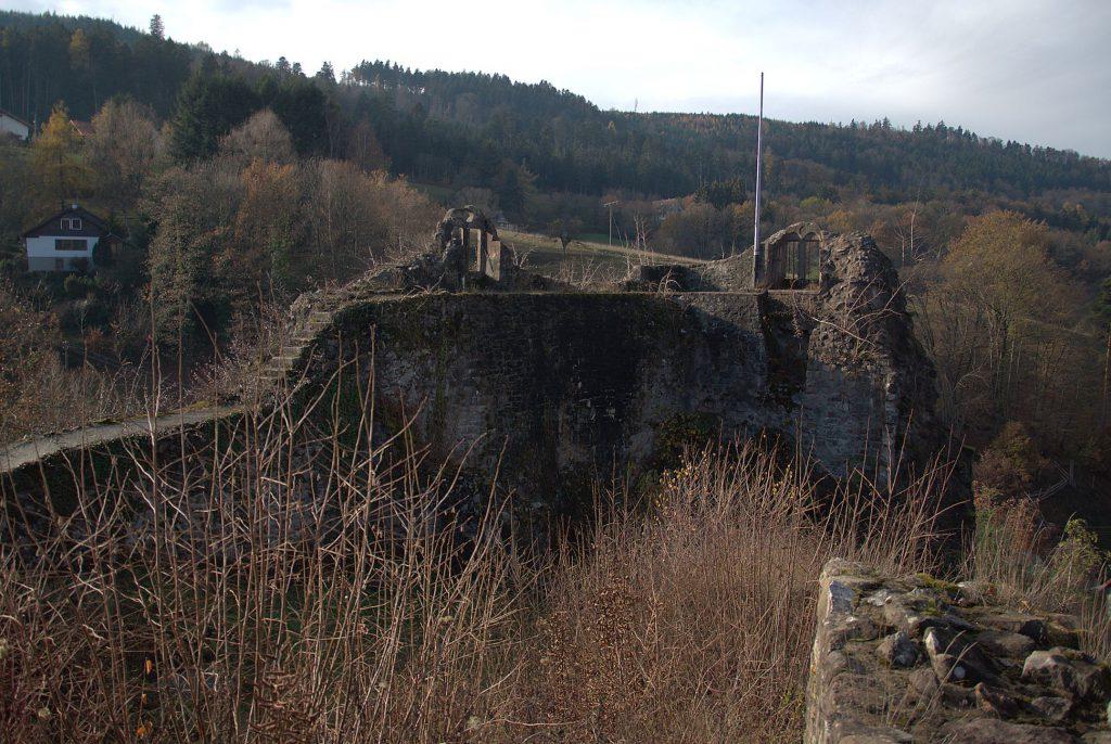 Ruine Diersburg