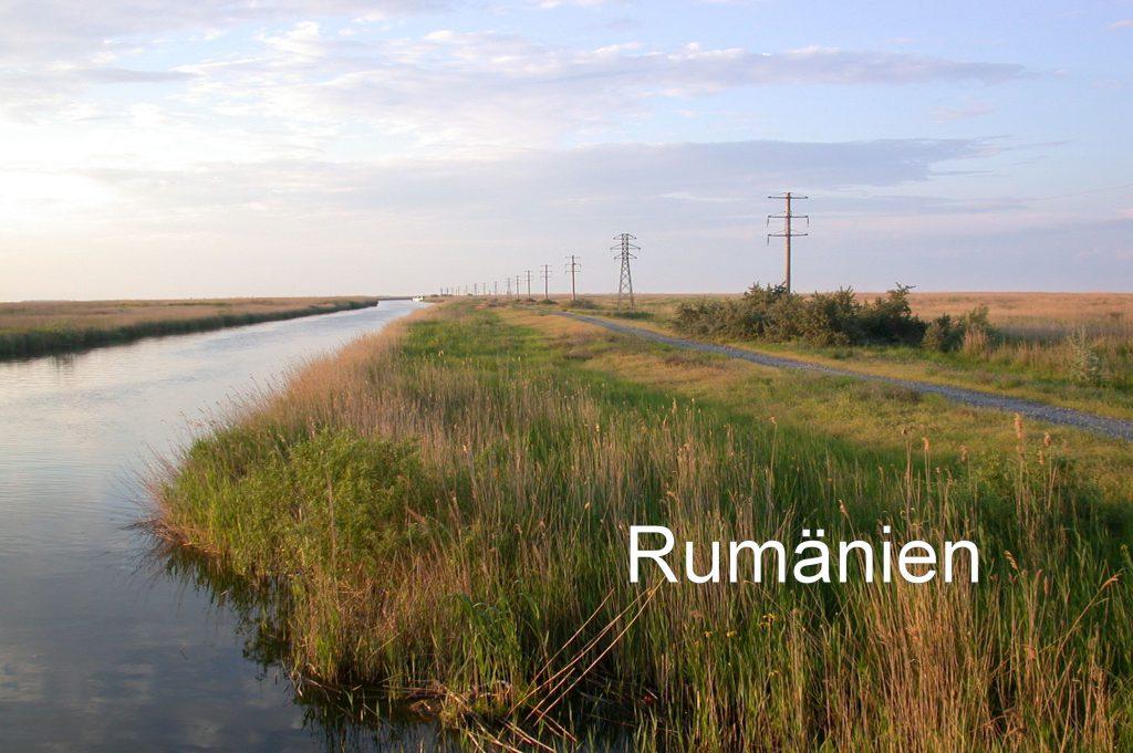 Startbild Rumänien