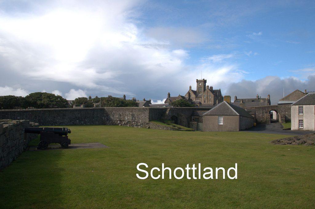 Startbild Schottland