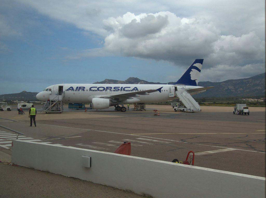 Flughafen Calvi