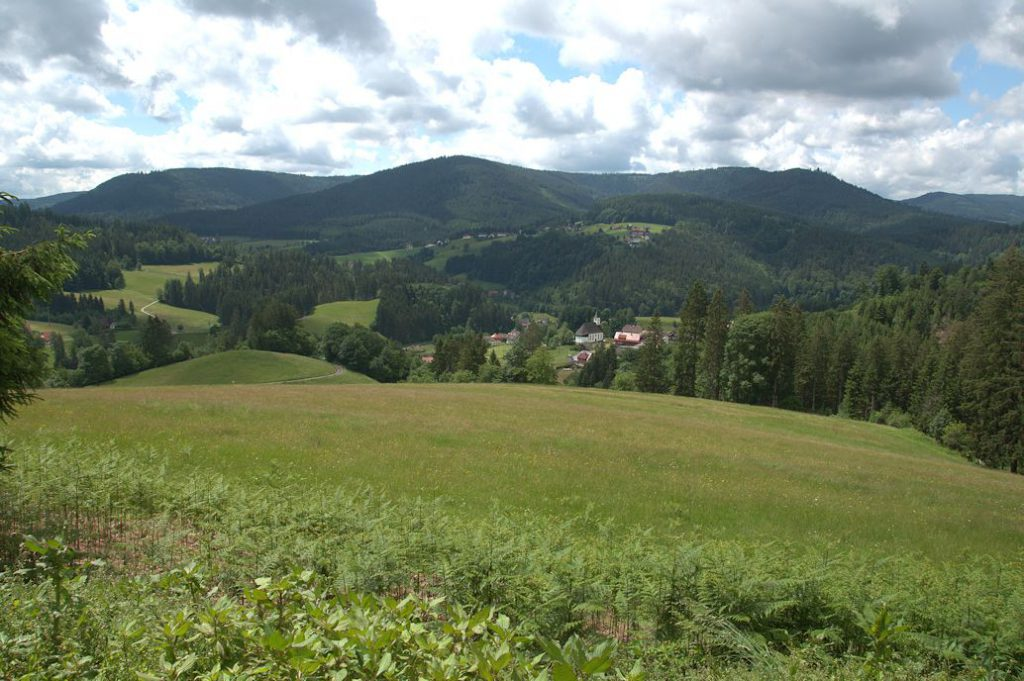 Baiersbronn-Schwarzenberg